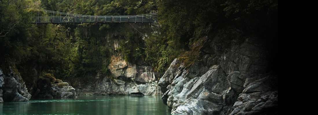 The (Hokitika) Gorge